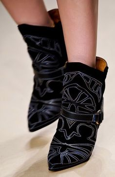 ISABEL MARANT BOOTS <3  #obsessed #love #want {these boots were made for walking}