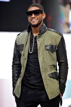 usher 2013 | Usher Usher attends the Mercedes-Benz presentation during the 83rd ...