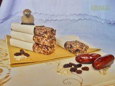 Müzliszelet Hungarian Desserts, Hungarian Recipes, Diet Recipes, Cake Recipes, Energy Bites, Creative Cakes, Lchf, Clean Eating, Paleo