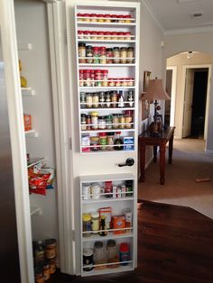 Thin man pantry cabinet pantry clever kitchen ideas and for White thin man pantry cabinet