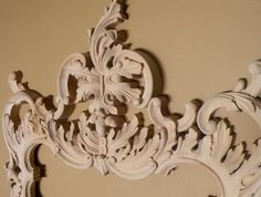 Eldon Mirror detail - Julie Browning Bova Home Collection  for Stanford Furniture