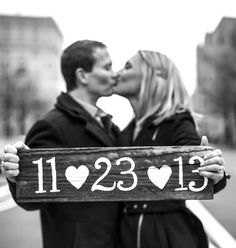 black and white wedding photos, Save The Date Wedding Sign, Rustic Wedding ideas. black and white wedding photos, Save The Date Wedding Sign, Rustic Wedding ideas Valentines day wedding we. Engagement Photo Props, Engagement Pictures, Engagement Shoots, Engagement Photography, Wedding Engagement, Wedding Photography, Country Engagement, Rustic Engagement Photos, Engagement Wishes
