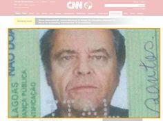 C'è gente che cerca di fare truffe alle banche con le foto di Jack Nicholson...