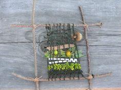 Weaving the Landscape sticks & grass & leaves & moss, etc.
