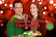 Christmas Keepsake Week - A Cookie Cutter Christmas (Sunday, July 5th) starring Erin Krakow & David Haydn-Jones | Hallmark Channel