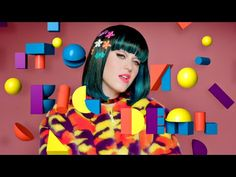 ▶ Katy Perry - This Is How We Do (Official) Inspired Makeup Tutorial - YouTube