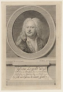 Sylvius Leopold Weiss - Wikipedia, the free encyclopedia