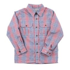 The all-holiday casual boys shirt from Busy Bees.