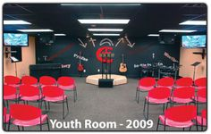 church youth room - Google Search