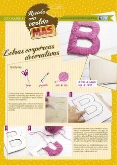 1000 images about reciclaje en carton on pinterest - Manualidades en carton ...
