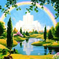 Is There Really Life After Death: My Experience With The After Life Akiane Kramarik Paintings, Heaven Pictures, Heaven Images, Jesus Pictures, Heaven Art, Life After Death, Love You Dad, Prophetic Art, Biblical Art