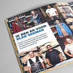 Bouwmaat rebranding - brand book / Brand Republic