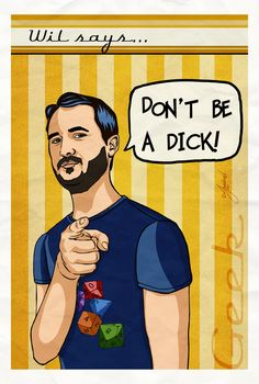Make it so! @wilw