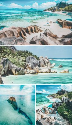 The 8 Best Beaches in the Seychelles! The Seychelles Islands are one of the best beach destinations and the top honeymoon destination in the world! With beaches and luxury resorts like these it would be impossible to not have the vacation of the lifetime. | Top things to do in the Seychelles, Africa. Avenlylanetravel.com #seychelles #beaches #beach #honeymoon #vacation #avenlylanetravel