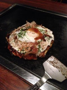 ♯okonomiyaki お好み焼き Japanese Food