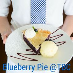 """It is """"National Blueberry Month."""" Have you had your daily quotient of pie? Architectural Elements, Beach Club, Blueberry, Pie, The Incredibles, Ethnic Recipes, Food, Torte, Berry"""