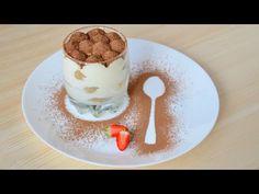 Десерт Тирамису рецепт - YouTube