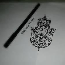 60 Mejores Imágenes De Mano Fatima Hamsa Tattoo Fatima Hand Y