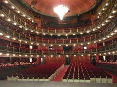 Interior Teatro Español MADRID