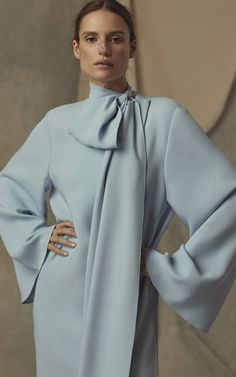 Get inspired and discover The Caftan Collection trunkshow! Shop the latest The Caftan Collection collection at Moda Operandi. Abaya Fashion, Modest Fashion, Fashion Dresses, Maxi Dresses, Prom Dress, Dress Outfits, Wedding Dress, Abaya Style, Fashion 2020