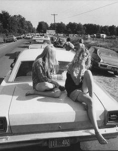Atlanta Pop Festival, July 4th weekend 1970; Middle Georgia Raceway; Macon, GA