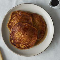 Vegan Pumpkin Pancakes recipe on Food52