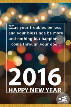 Happy New Years Quotes, Greetings U0026 Wishes Messages For 2017