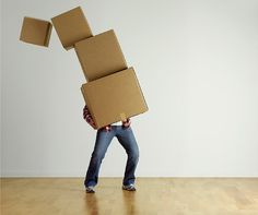 If you have a lot of fragile valuables and are moving out of one home and into the next, then hiring movers, as opposed to asking friends, can end up paying for itself.