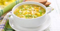 Recette de Potage minceur aux légumes. Facile et rapide à réaliser, goûteuse et diététique. Ingrédients, préparation et recettes associées.