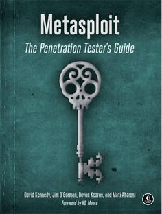 Book Review - Metasploit: The Penetration Tester's Guide