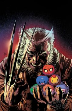 Tsum Tsums Invade the Marvel Universe - Comic Vine