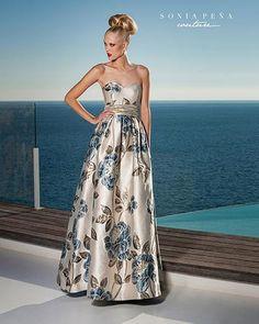 286238199 Vestidos de Fiesta y Cocktail. Colección Primavera Verano Completa 2016. Sonia  Peña Couture - Ref. 1160198