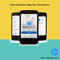 This is an recruitment app for recruiters. Simply download, set up campaigns, invite candidates with your unique campaign code.