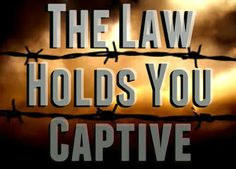 The Law Holds Us Captive....  Before Faith came, we were kept captive by the law and imprisoned by the power of all its rules and regulations; we were shut up unto the Faith which was our only hope of deliverance and has now been revealed to us through Jesus Christ.  The law was our schoolmaster up to the time of the revealing of Jesus Christ, so that we are justified by Faith and not by the law. Now that ..... read more at: https://www.facebook.com/HisGracePlace