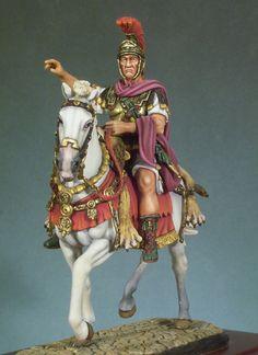 Mounted Roman General 125 AD