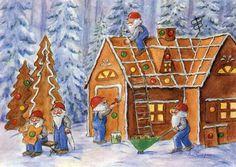postales navideñas con animales - Buscar con Google
