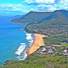 Stanwell Tops NSW just south of #Sydney #Australia    Photo by seeaustralia