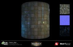 ArtStation - Bioshock The Collection , Ana M. Rodriguez