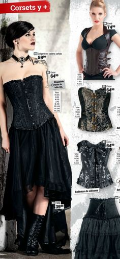 Great corsets