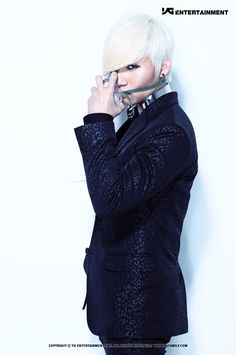 Daesung ♡ #BIGBANG [5th Mini Album] 2012.02