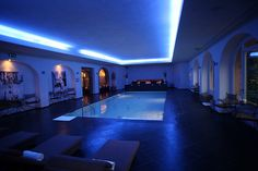 Relaxation Pool - Espa
