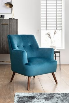 Carter Armchair With Mid Legs Cuddle Chair, Sofas, Armchairs, Classic Style, Accent Chairs, Living Room, Interior, Modern, Furniture