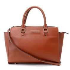Welcome To Our Michael Kors Selma Top-Zip Large Brown Satchels Online Store