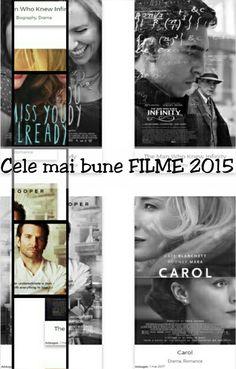Cele mai bune filme vazute de mine lansate in 2015 (Best movies 2015) http://crisu3.ro/filme/cele-mai-bune-filme-2015.html