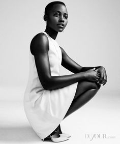 Can we stop for a second and talk about how gorgeous, funny, and insanely talented Lupita Nyong'o is? Such a crush on this woman.