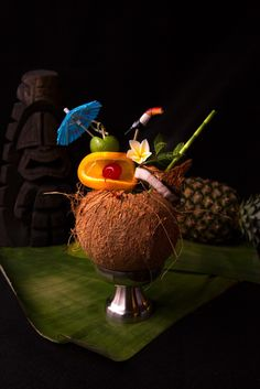 the coconut club...