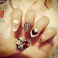 Pure glitter luxury  #Nails #NailArt #NailDesign #LasVegas #LoveNails #NailArtGallery