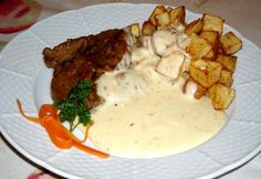 Atkins, Meat Recipes, Cheddar, Camembert Cheese, Tapas, Mashed Potatoes, Bacon, Paleo, Chicken