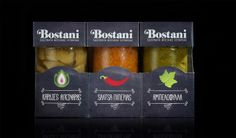 """Bostani Foods"" ( Artichoke, Salsa of Pepper, Wineleaves)"