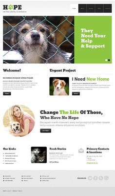 WordPress #template // Regular price: $75 // Unique price: $4500 // Sources available: .PSD, .PHP, This theme is widgetized #WordPress #Responsive #Animals #Pets #Dogs #Help
